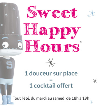 Les Sweet Happy Hours