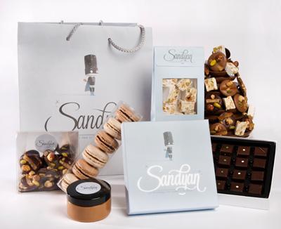 Les cadeaux Sandyan