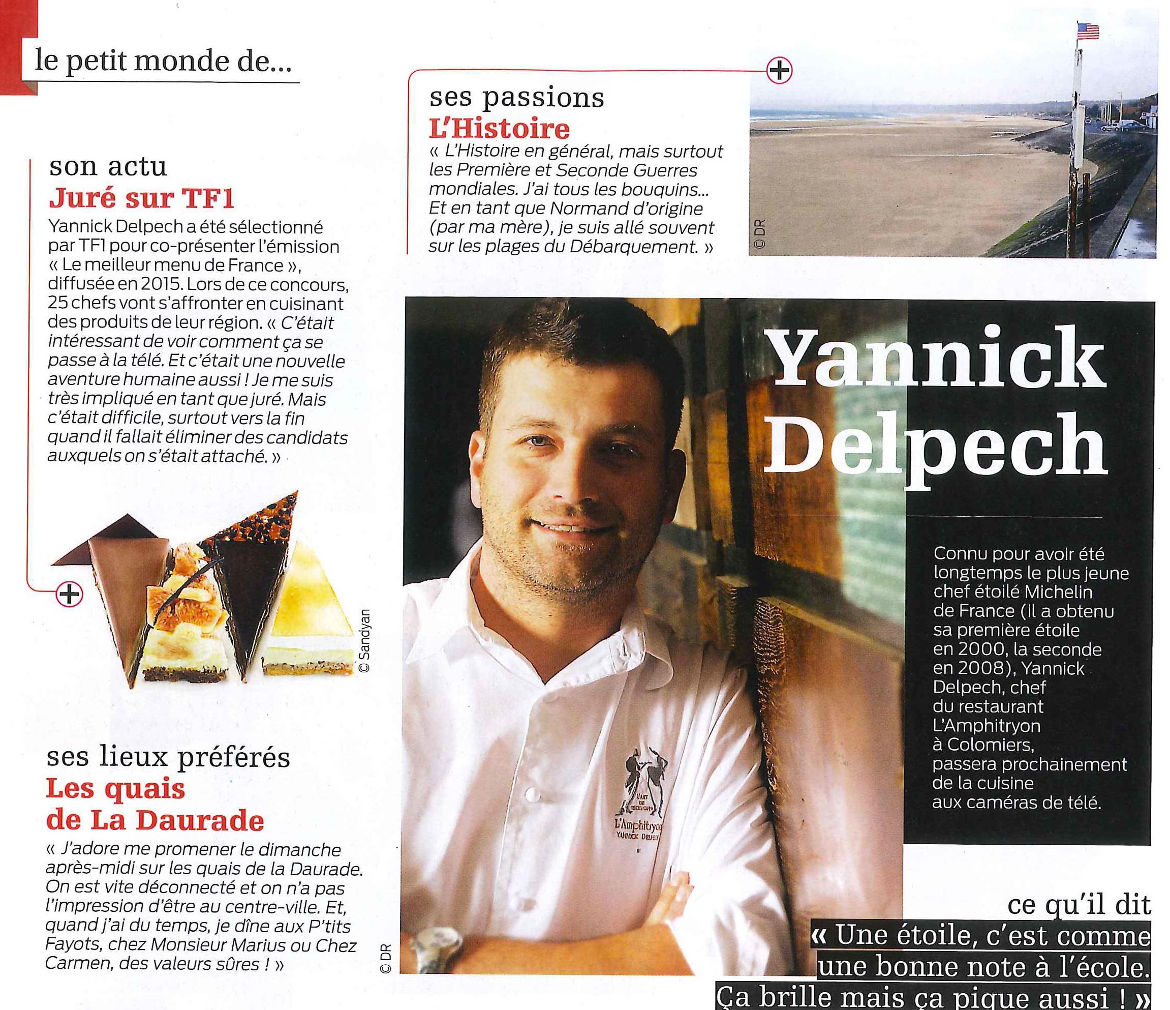 Le petit monde de Yannick Delpech