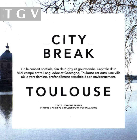 City break Toulouse